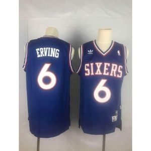 Philadelphia 76ers Julius Erving Jersey (2)